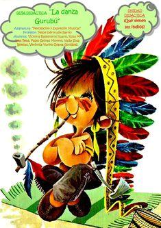 Unidad Didáctica Indios  Unidad didáctica de los indios
