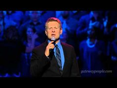 """Steve Green, one of the greatest gospel voices of our time, singing """"We Believe"""" at Gateway Church!"""
