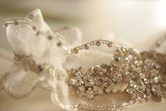 side view of garter