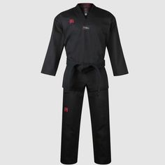 Mooto Taekwondo BS4 White Open Uniform Korean Color Dobok Competition TKD MMA