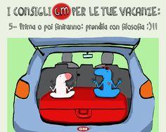 #GMConsigli per le tue vacanze - nr. 5