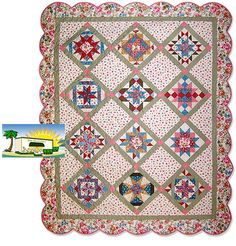 The Quilt Place Finishing Kit