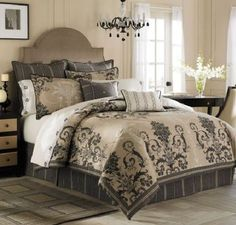 luxury bedding collections | Luxury-Bed-Sets