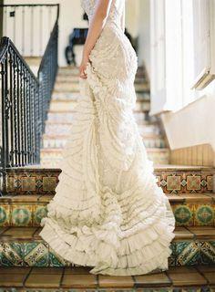 Incredible Lazaro Wedding Dress