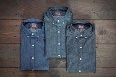 Nice Denim Shirts!!!
