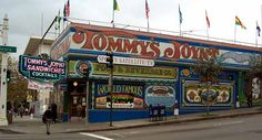 Tommy's Joynt: San Francisco - a must-go for a carnivore
