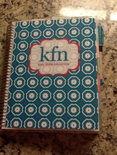 31 days with my control journal...Day 11, My Erin Condren Life Planner