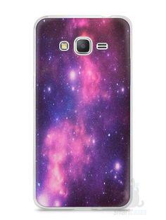 Capa Samsung Gran Prime Galáxia - SmartCases - Acessórios para celulares e tablets :)