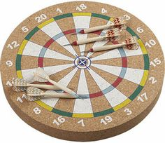 Flechette Dartboard And Darts Game on shopstyle.com
