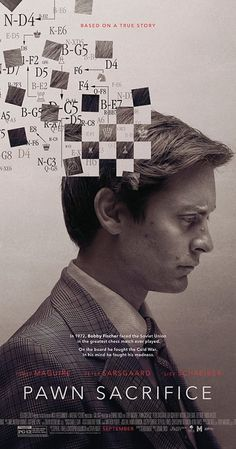 Directed by Edward Zwick. With Tobey Maguire, Liev Schreiber, Peter Sarsgaard, Michael Stuhlbarg. American chess champion Bobby Fischer prepares for a legendary match-up against Russian Boris Spassky.