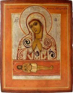 Entierro Theotokos
