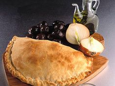Calzone con sponsali e baccalà Ethnic Recipes, Food, Meals