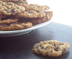 Cranberry Walnut Oatmeal Cookies   Jane and Lorraine