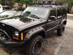 Jeep Builds