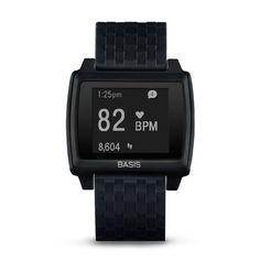 Basis Peak - Ultimate Fitness and Sleep Tracker (Matte Black/Black) Pre Order #Basis