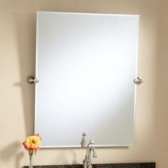 Inspirational Rectangular Mirror for Bathroom
