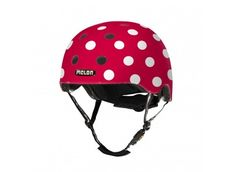 Melon Dotty Helmet, White, Matte Finish, Large, Head Size - Worked great and was easy to use.This Melon Helmets that is ranked 189312 in the Bmx, Mountain Bike Helmets, Mountain Biking, Skateboard, Martial Arts Supplies, Beach Cruiser Bikes, Bike Trainer, Sports Helmet, Shopping