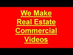 San Diego Real Estate - Best San Diego Real Estate Commercial Videos >>