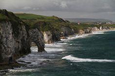 White Arch, Northern Ireland