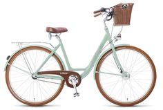 VIVA Bicicleta urbana color MENTA | FavoriteBike