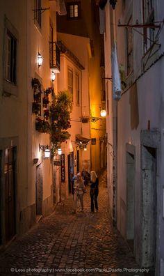 Alfama, Lisboa Portugal