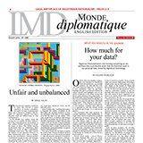 Le Monde diplomatique...aug '14 hot stories... Hot Stories, New Artists