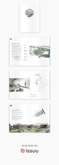 Architecture Portfolio // Romain Hamard Architecture Landscape Portfolio // Romain Hamard #architectureportfolio #LandscapeLayout #landscapearchitecture