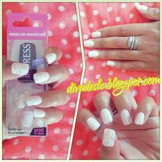 Broadway Impress Maniure #mani #nails #nailart