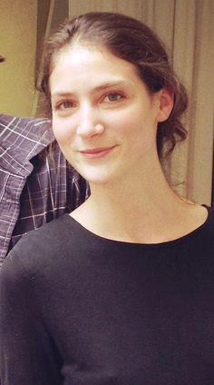 Anna's smile