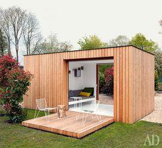 Дом в Бельгии Дизайнер Филип Янссенс