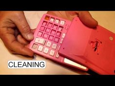 HOW TO USE SJ4000 WATERPROOF CAS Kenko, Calculator, Being Used, Cas, Chinese, Cleaning