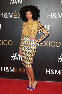 Solange Knowles'sBest Looks of the Year