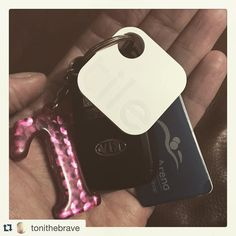 #Repost @tonithebrave  We got our Tiles today!! No more lost keys and with the generation 2 if I lose my phone (which I am ALWAYS doing plus my 5yr old hid my phone yesterday!!) around the house I can find it with my Tile. @tiledit  #tiledit #nomoreoldkeys #nomorelostphone #tilefinder #thetileapp #kia #tiledit  www.thetileapp.com