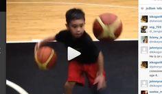 Es impresionante: mira cómo bota el balón este niño...¡de sólo 6 años! (Vídeo) - @KIAenZona #baloncesto #basket #basketbol #basquetbol #kiaenzona #equipo #deportes #pasion #competitividad #recuperacion #lucha #esfuerzo #sacrificio #honor #amigos #sentimiento #amor #pelota #cancha #publico #aficion #pasion #vida #estadisticas #basketfem #nba