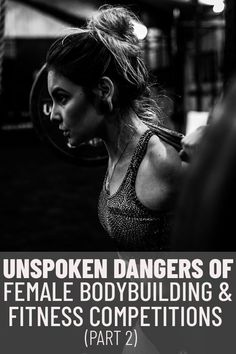 We discuss some of the unspoken dangers of female bodybuilding and fitness competition prep and post-show on a woman's physical health, mental health and metabolism. Bodybuilding Workouts, Female Bodybuilding, Muscle Fitness, Men's Fitness, Female Fitness, Gain Muscle, Build Muscle, Fitness Models, Reverse Dieting