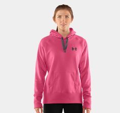 Women's Charged Cotton® Storm Hoody | 1235848 | Under Armour US