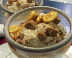 Sorvete de Banana com Paçoca   Doces e sobremesas > Receitas de Sorvete   Mais Você - Receitas Gshow