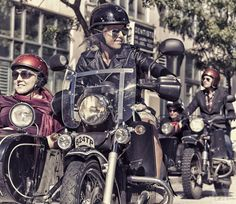 Dan Lim Photography | The distinguished Gentleman's Ride 2015. An international organized group #ride to raise awareness and money for prostate #Cancer Research. #menshealth #porstatecancer #motorcycles #DGR2015 #gentlemen #classic #vintage #vintageride #vintagemotorcycle