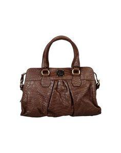 Gf Ferre Large Leather Bag