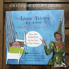 Adieu Tétine - Le Livre (CONCOURS INSIDE)
