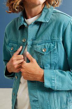 BDG Core Denim Trucker Jacket   Urban Outfitters
