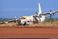 АН-12 Судан.