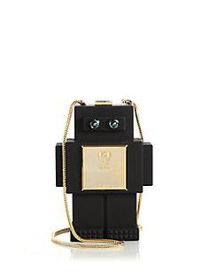 MCM - Roboter Acrylic Clutch