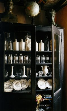 jason needs to get me this cabinet dcorationdesign evehomehome interiorshome sweet homemy perfect homepharmacyroomsuniquethe home board antique furniture apothecary general