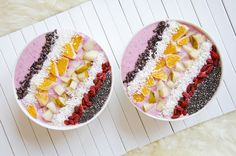 5 tips to a perfect smoothie bowl by Love Da Helsinki @hannakarppa #smoothiebowl #smoothiebowls #healthy