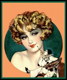 Smart Set magazine art - 1920s  Artist:  Henry Clive