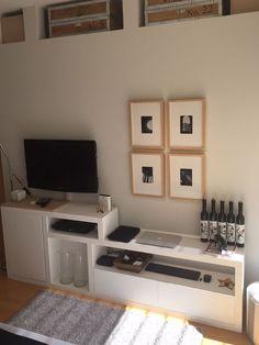 image Apartment Room, Apartment Design, Home Hacks, Living Dining Room, Small Apartment Interior, Furniture Design Wooden, Small Apartment Design, Girly Bedroom, Furniture Design