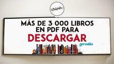 Ortografía & Literatura: MÁS DE 3 000 LIBROS EN PDF PARA DESCARGAR GRATIS