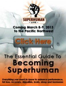 "Becoming ""Superhuman"" Live Event - Spokane, Washington   http://www.primalbody-primalmind.com/?p=3053"
