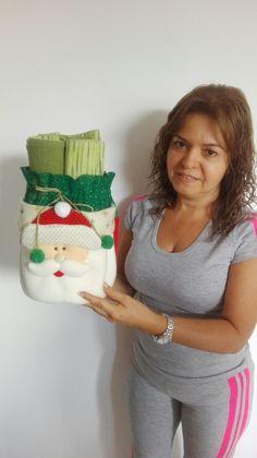 Bolsas navideñas para toallas
